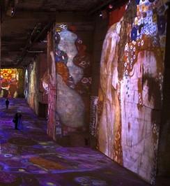 Klimt Exhibition Les Baux-de-Provence 2