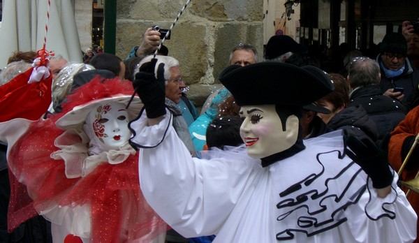 Limoux winter Carnival